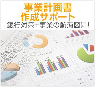 事業計画書の作成支援